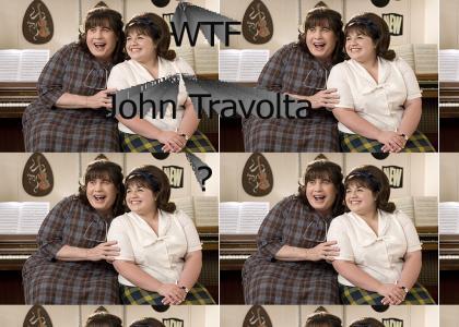 John Travolta?