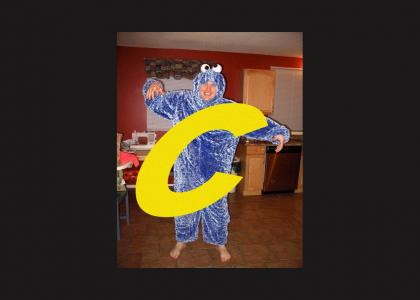 C is for cookie redeux