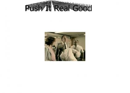 Push It Good