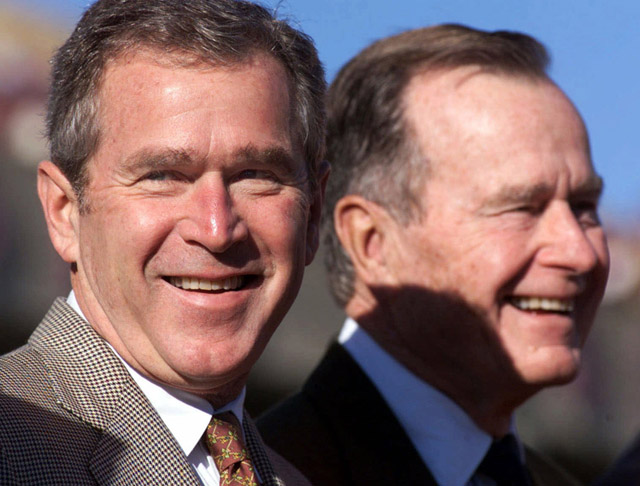 an overview of the bush administration