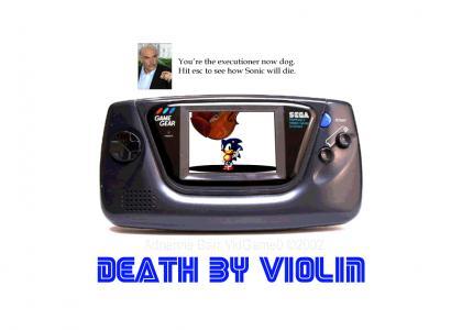 YTEND: Execute Sonic (hit ESC)
