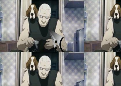 Batou is lonely
