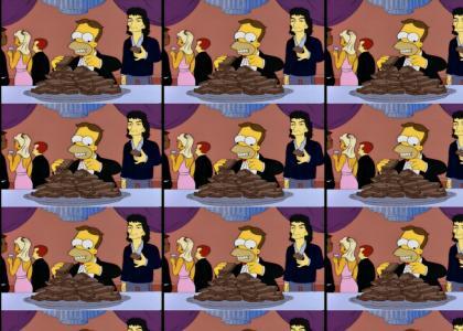 Hello Homer, I'm George Harrison