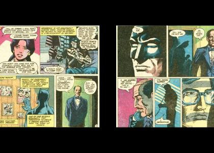Batman and Superman Break Up (Emo!)