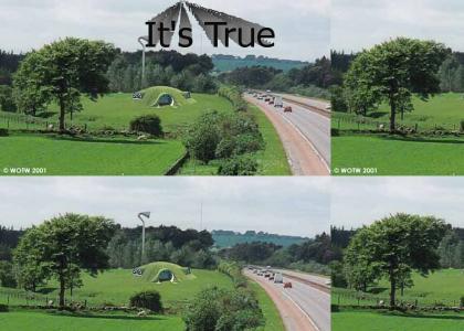 Where Teletubbies Live