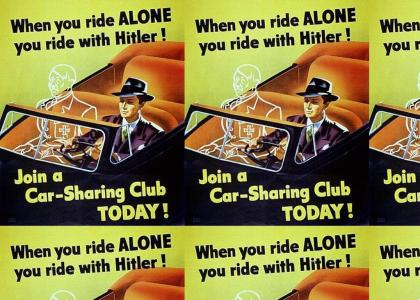 Ridin' Dirty With Hitler when..