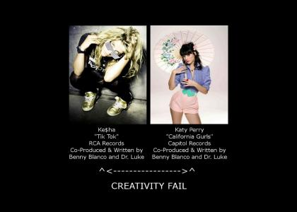 Pop Music is all starting to sound the same...