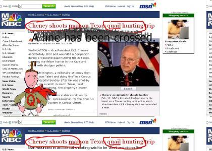 Cheney: Murderer of Heroes
