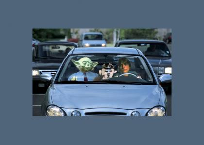 Luke's Driving Lessons