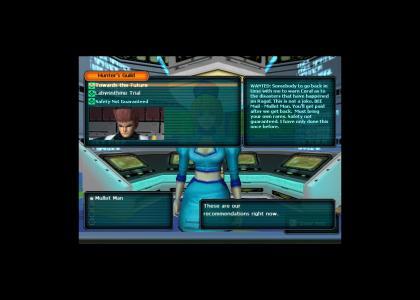 Phantasy Star Online Safety Not Guaranteed