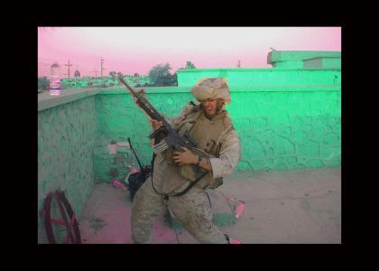 Rock Iraq