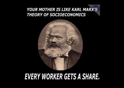 PTKFGS: Karl Marx Yo Mama