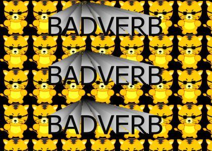 Badverb