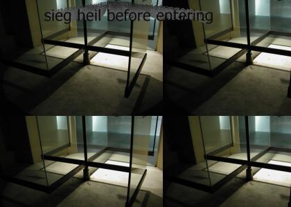 Secret Nazi Door