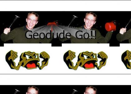 Human Geodude