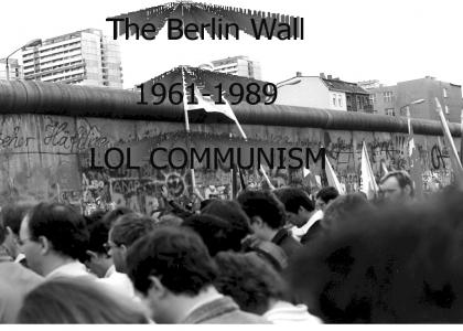 Tear Down This Wall!