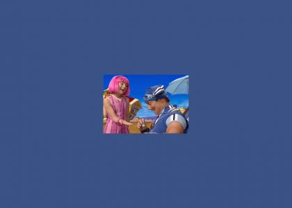 Lazytown: Give It To You