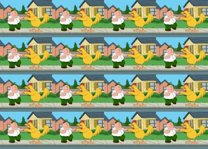 Peter Griffin Punchout
