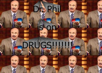 Pill Poppin Phil