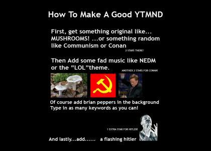 How To Make A Good YTMND!