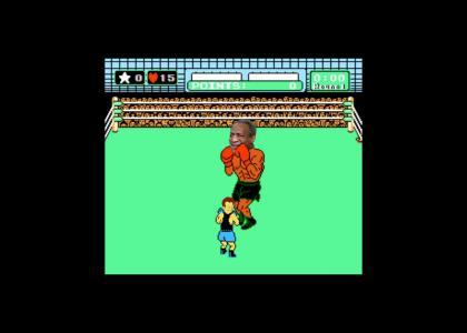 Conan vs. Cosby Punchout
