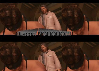 Otacon's a Snake Eater