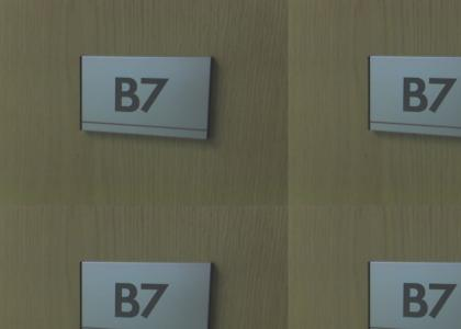 B7 at the doctors...