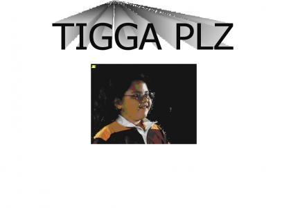 Fat girls go KRAZY for TIGGA PLZ!