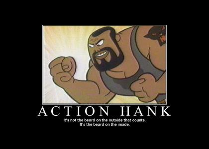 Action Hank