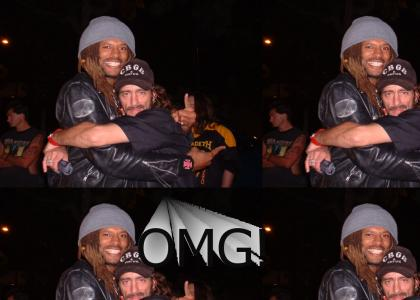 OMG! A JAMAICAN METALHEAD!