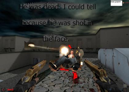 Max Payne AHL Remix