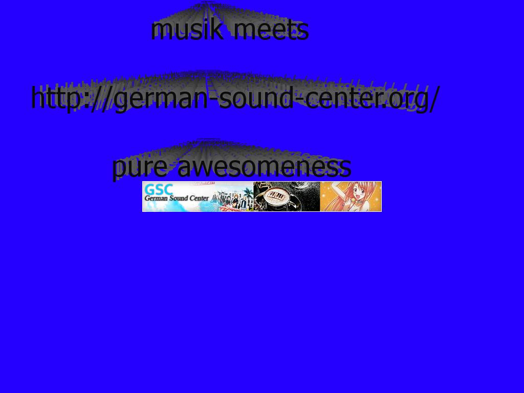 germansoundcenter