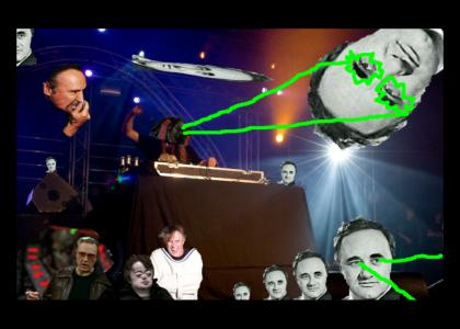 Funny Fad Guy sees Baron Venetian Snares on Acid
