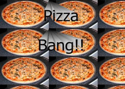 Metallica loves pizza
