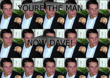 Congratulations Dave