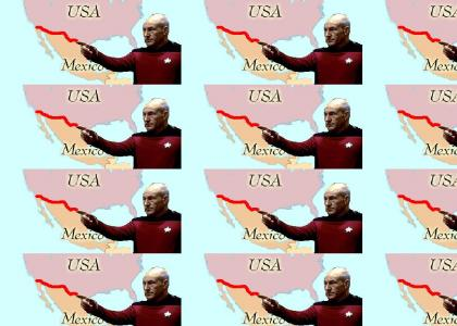 Picard takes a firm stance on illegal immigration