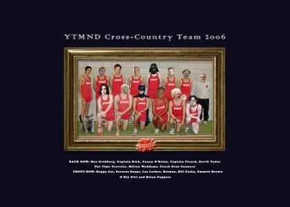 YTMND Cross-Country Team 2006 (Updated)