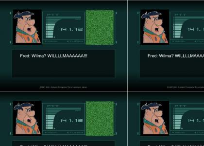 Metal Gear Flintstone
