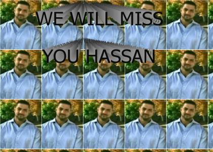 Farewell Hassan