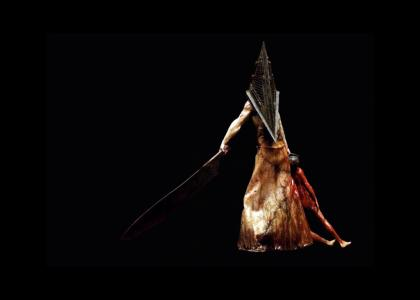 Pyramid Head REAL