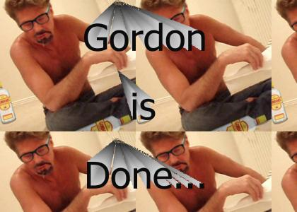 TOURNAMENTMND1: Gordon is done...
