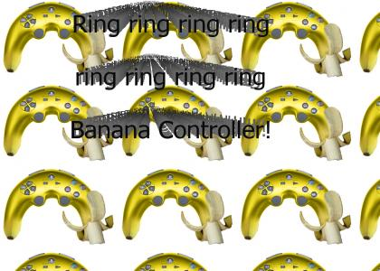 Banana Phone PS3 Controller