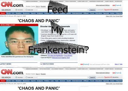 Modern Frankenstein