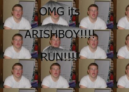 Arishboy OMFG