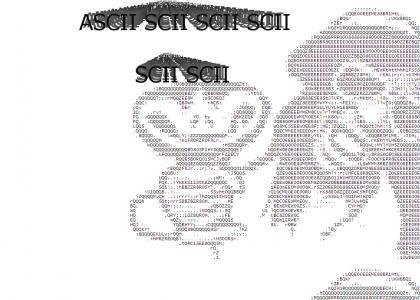 ASCII SCII