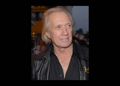 David Carradine is Dead