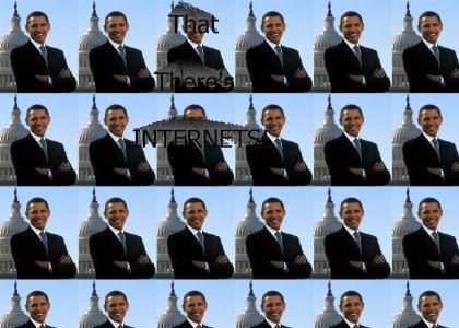 Obama also says...