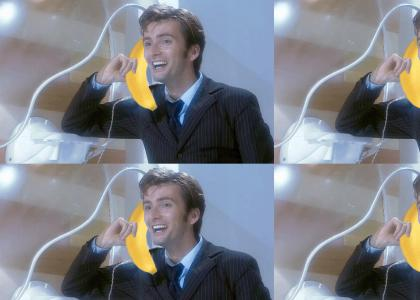 Doctor Who's Bananaphone