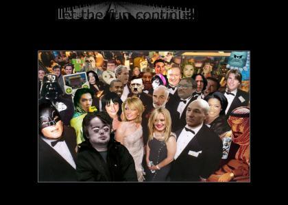 YTMND End of The Year Bash (Ft: Peppers , Picard , Batman , Conan , N*gg* , Hitler , King , Milton &