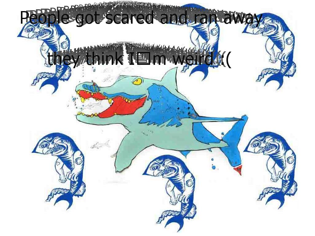 sharkalligatorman